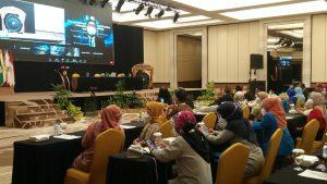Seminar Internasional yang Digelar PPs Universitas PGRI Palembang Hadirkan Pembicara dari Delapan Negara