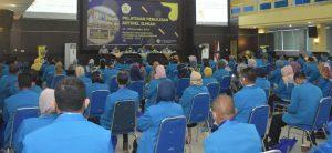 Program Pascasarjana Universitas PGRI Palembang Gelar Pelatihan dan Penulisan Artikel Ilmiah